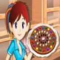 Chocolate Pizza icon