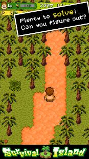 4 Survival Island ! App screenshot