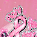 Fight For The Cure Live Wallpa logo