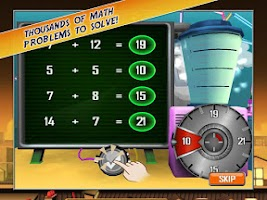 Screenshot of Madagascar Math Ops Free