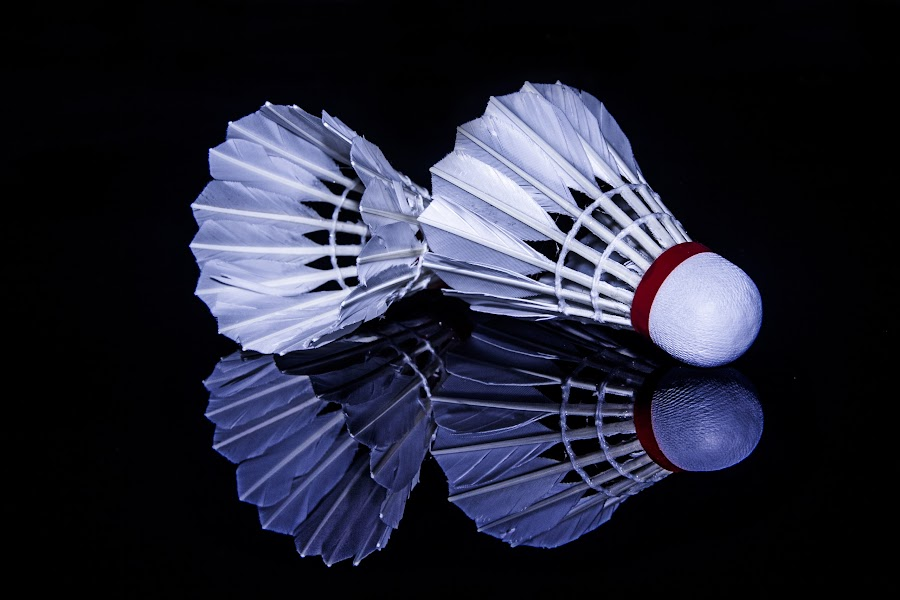 Shuttlecock by Faizal Djau - Artistic Objects Still Life ( shuttlecock, badminton, still life )