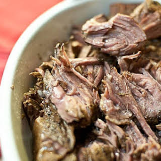 Crock Pot Beef Pot Roast.