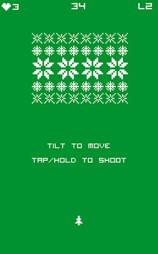 Christmas Invaders