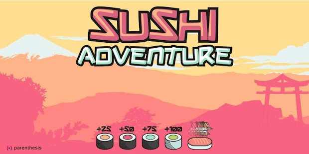 SUSHI Adventure screenshot