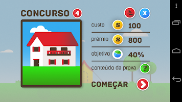 Screenshot of Jogo do Concurseiro