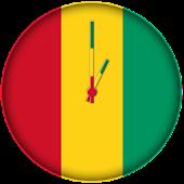 Guinea Clock