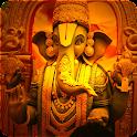 Ganeshji Live Wallpapers icon