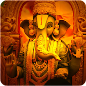 Ganeshji Live Wallpapers