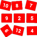 FFF Spot- Number Game icon