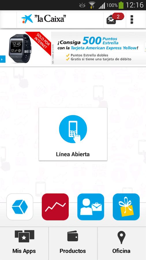 la caixa aplicaciones de android en google play