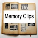 Memory clips - S4 sound & shot icon