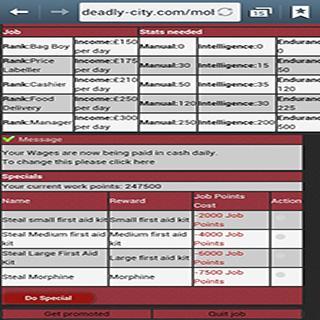 Deadly-City 3.1.2 screenshots 2