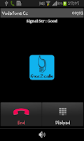 Screenshot of Free2Calls
