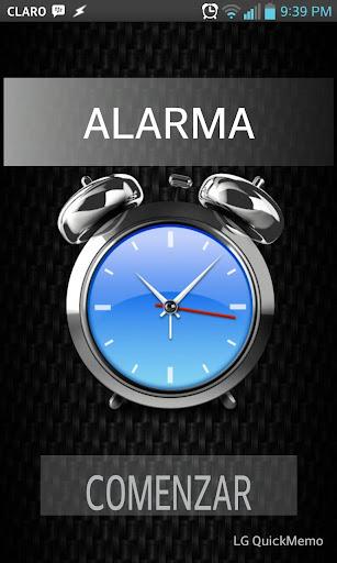 Alarma Despertador