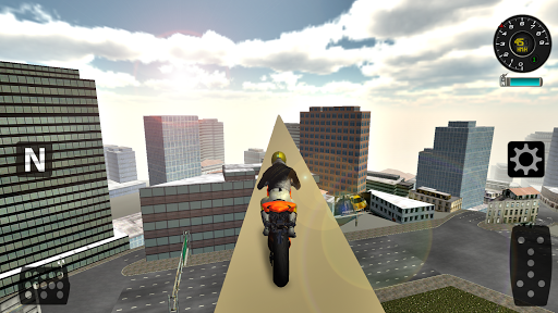 Mountain City Motorbike