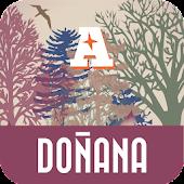 Doñana guía mapa offline