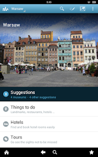 Warsaw Travel Guide- screenshot thumbnail