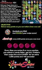 Candy Swipe® 2.0 FREE Screenshot 5