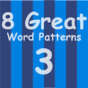8 Great Word Patterns Level 3 icon