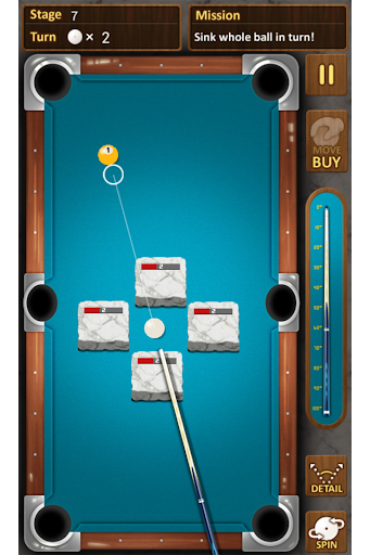 The king of Pool billiards 1.4.2 Screenshots 4