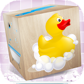 Bathroom Block Puzzle for Kids