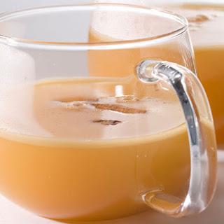 Hot Buttered Apple Cider
