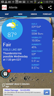 DISH NETWORK Weather - screenshot thumbnail