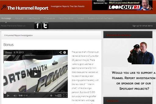 玩免費新聞APP|下載The Hummel Report app不用錢|硬是要APP