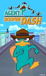 Agent P DoofenDash - screenshot thumbnail