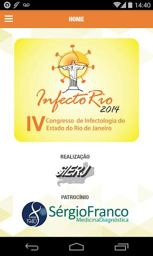 Congresso de Infectologia RJ