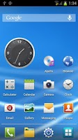 Screenshot of FREE CM AOKP TouchWiz 4.5