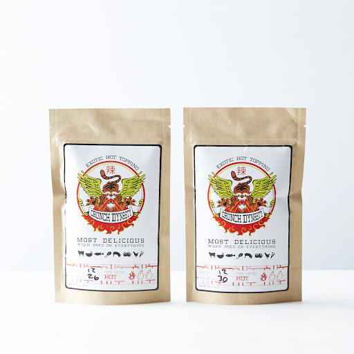 Spicy Asian Crunch Topping (2 Bags)