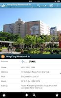 Screenshot of Hong Kong Guide by Triposo