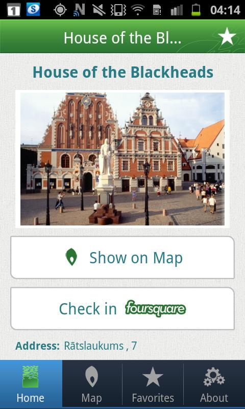 Latvia.Travel - screenshot