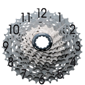 CLOCK WIDGET MTB