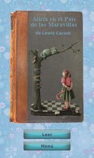 Alice in Wonderland germ span