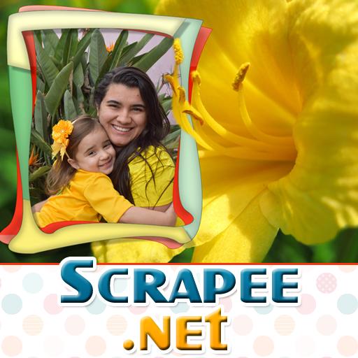 Scrapee - 相框 攝影 App LOGO-APP試玩