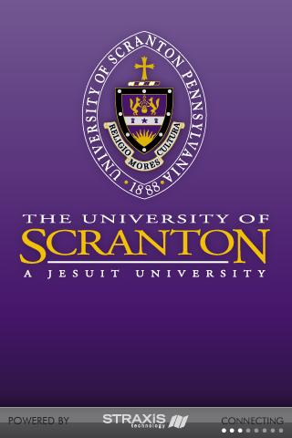 The University of Scranton - screenshot
