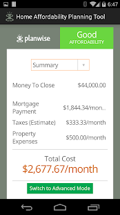 Home Affordability Calculator- screenshot thumbnail