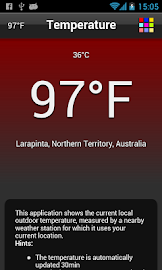 Temperature Free Screenshot 2