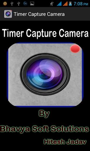 Timer Capture Camera