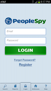 PeopleSpy Background Check - screenshot thumbnail