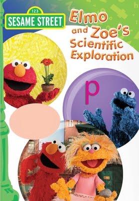 Sesame Street: Elmo and Zoe's Scientific Exploration ...