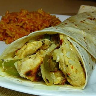 Marinated Fajita Chicken