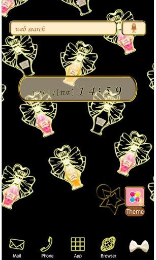Chic Wallpaper Gold Perfume 1.0 Windows u7528 1
