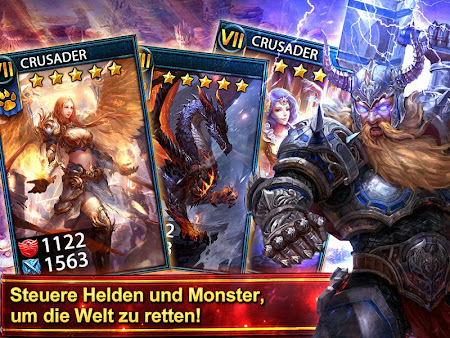 Deck Heroes: Duell der Helden 5.5.0 screenshot 7441