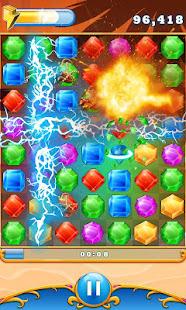 Алмазный водопад Diamond Blast_1
