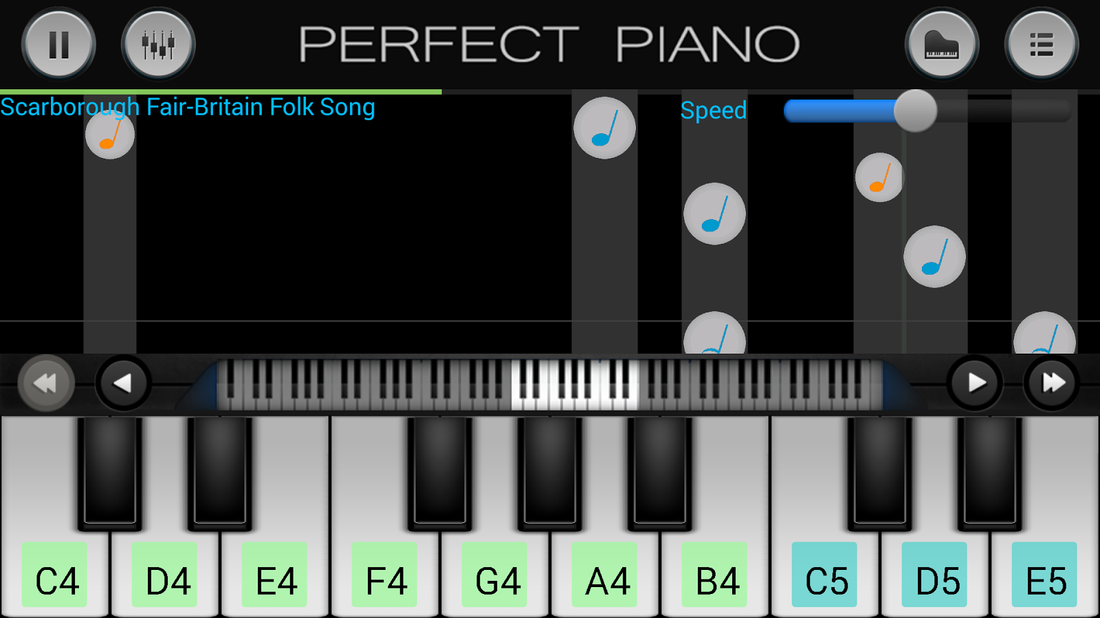 My Piano for Android - Download
