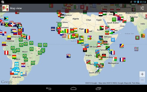 Time Zone Explorer Android Apps On Google Play - Madagascar time zone map