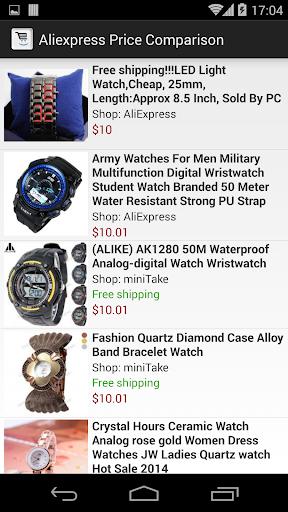 China Price Comparison +